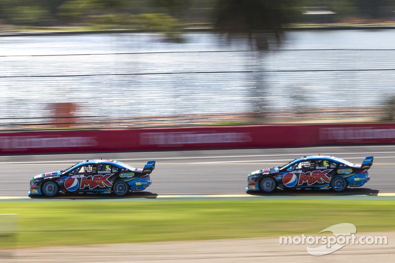 Марк Вінтерботтом, Prodrive Racing Australia Ford, Чез Мостерт, Prodrive Racing Australia Ford