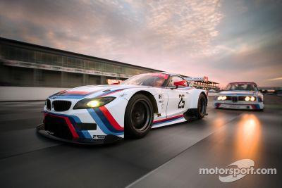 BMW Team RLL Z4 GTLM Sebring livery unveil