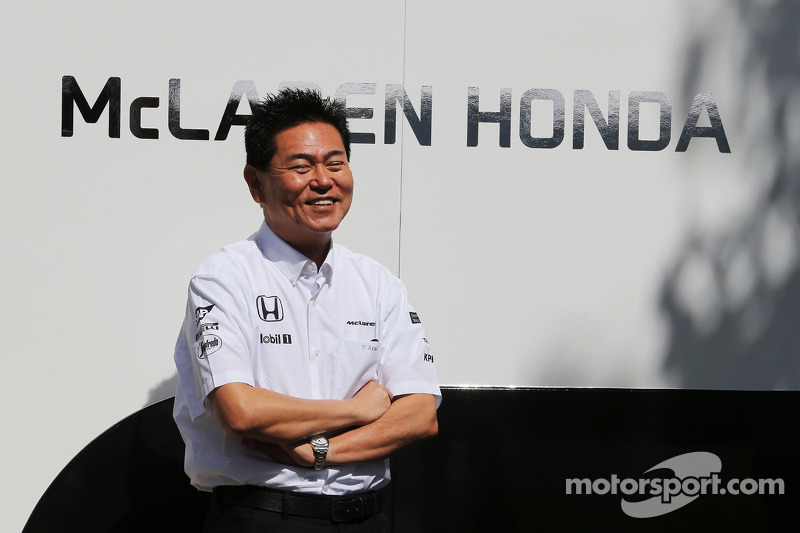 Yasuhisa Arai, Chief Officer Honda Motorsport