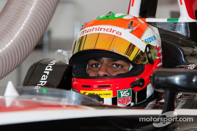 Karun Chandhok, Mahindra Racing