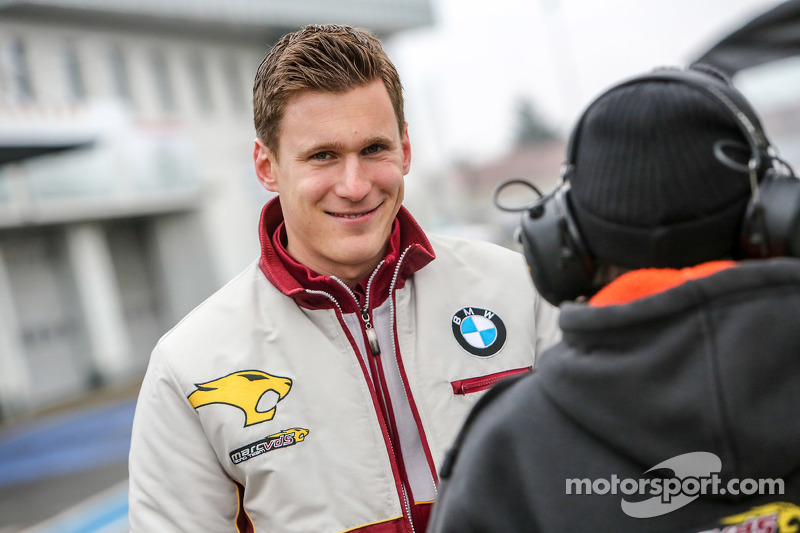 Нікі Катсбург, BMW Sports Trophy Team Marc VDS