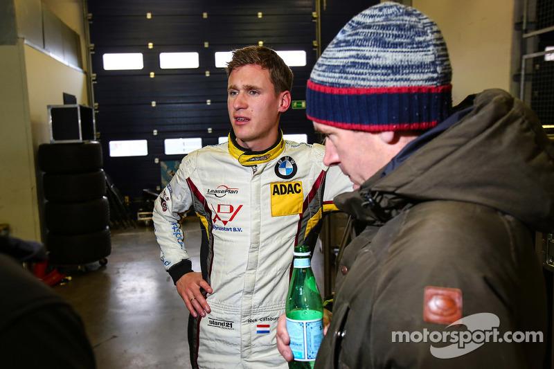 Нікі Катсбург, BMW Sports Trophy Team Marc VDS