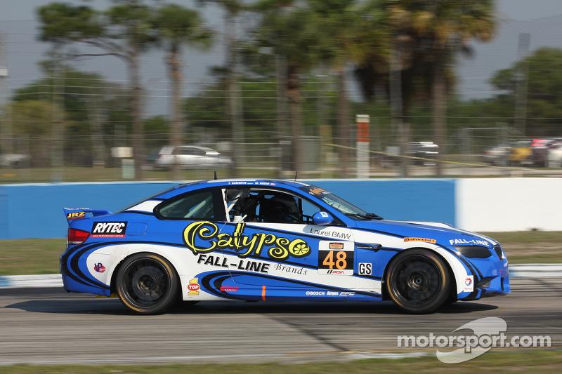 #48 Fall-Line Motorsports BMW M3: Tonis Kasemets, Mark Boden
