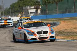 #64 Team TGM, BMW 328i: Ted Giovanis, David Murry