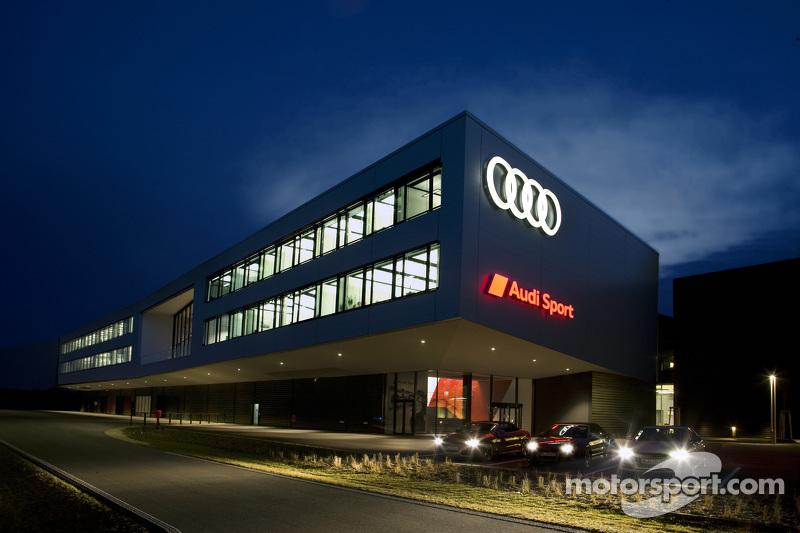 Fasilitas Audi di Neuberg
