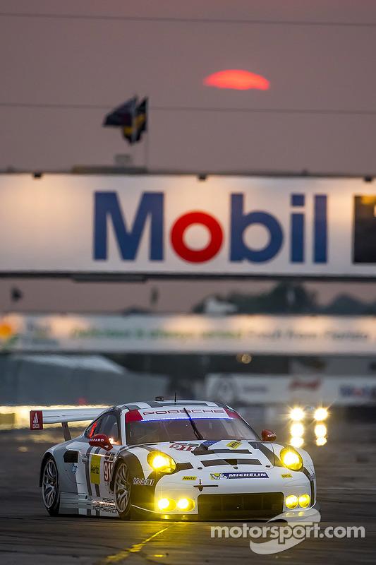 #911 Porsche Team North America, Porsche 911 RSR: Nick Tandy, Richard Lietz, Patrick Pilet