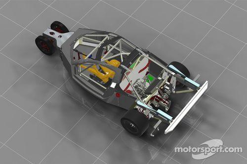 DeltaWing anuncia planes de automóviles GT
