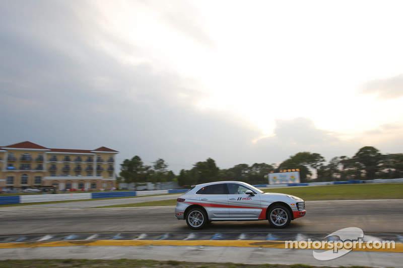 Porsche Safety-Car