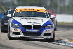 #81 BimmerWorld Racing,宝马328i: Andrie Hartanto, Tyler Cooke