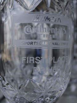 Continental Tire Sportscar Challenge trofei