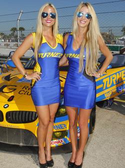 Bella Turner Motorsport ragazze