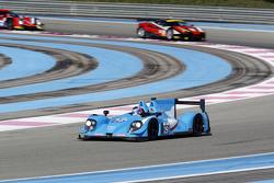 #29 Pegasus Racing, Morgan - Nissan: David Cheng, Ho-Ping Tung, Jonathan Coleman