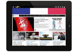 Motorsport.com - Frankreich, Screenshot