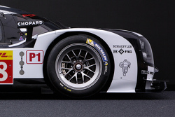 El  Porsche 919 Híbrido 2015