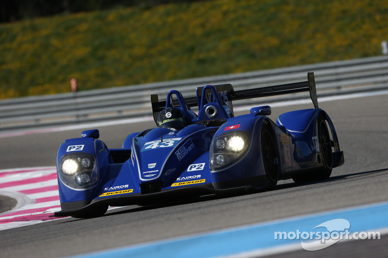#43 Team Sard Morand Morgan Evo: Pierre Rauges, Oliver Webb, Tristian Vautier