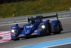 #43 Team Sard Morand, Morgan Evo: Pierre Rauges, Oliver Webb, Tristian Vautier