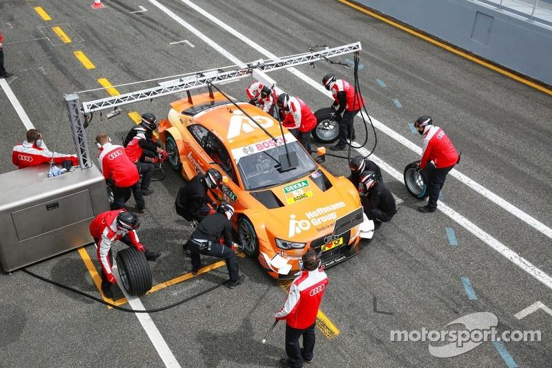 Nico Muller, 奥迪赛车队,奥迪 RS 5 DTM