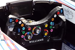 Williams FW37 roda kemudi