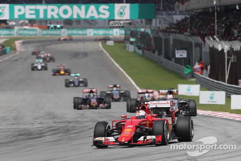 Grand Prix de Malaisie 2015
