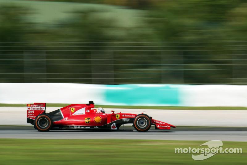 2015 : Sebastian Vettel, Ferrari SF15-T
