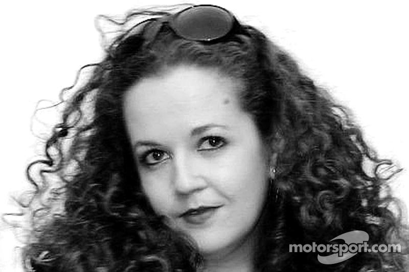 Kate Walker, Motorsport.com Formel-1-Reporter