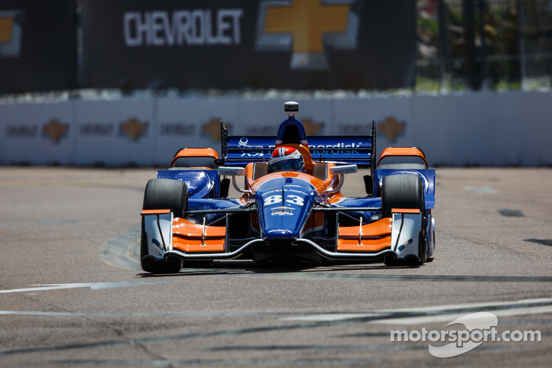 Чарлі Кімбол, Chip Ganassi Racing Chevrolet