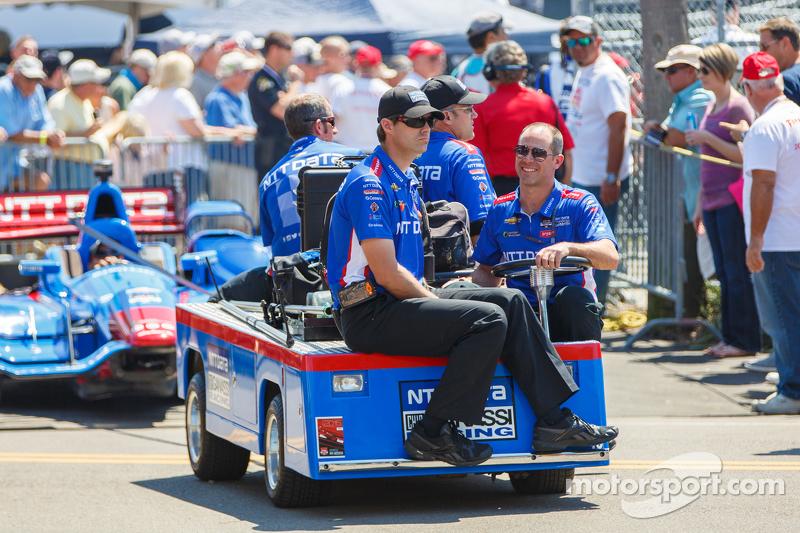 Chip Ganassi Racing team