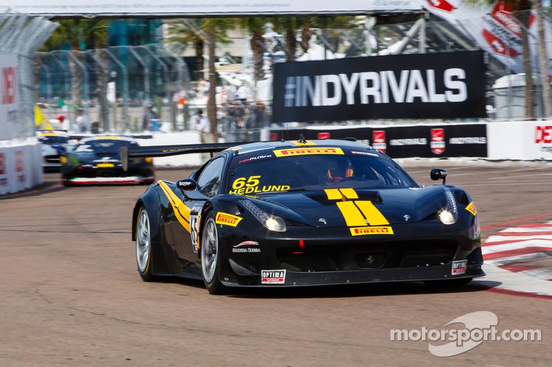 #65 Scuderia Corsa 法拉利458 Italia: Mike Hedlund