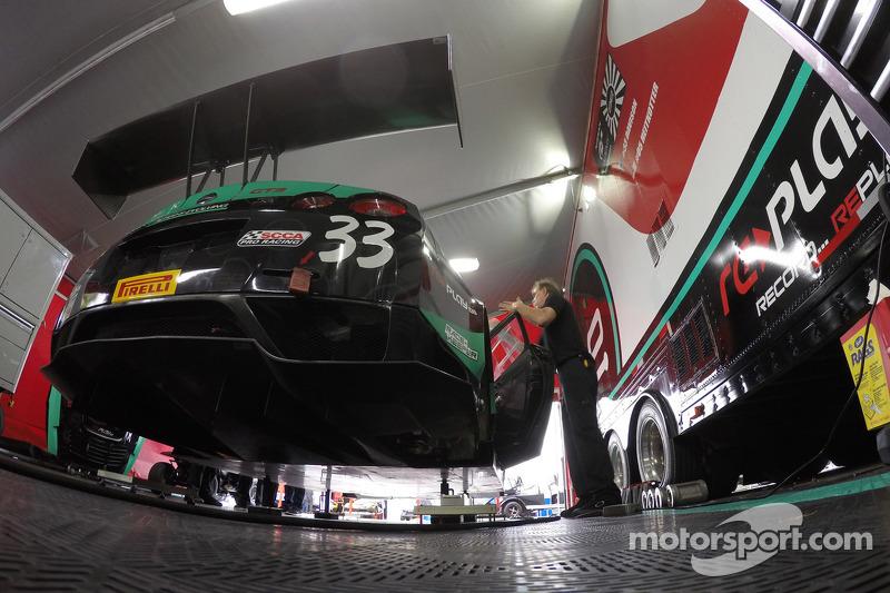#33 Always Evolving Racing Replay XD Nissan GT Academy, Nissan GT-R-GT3: James Davison