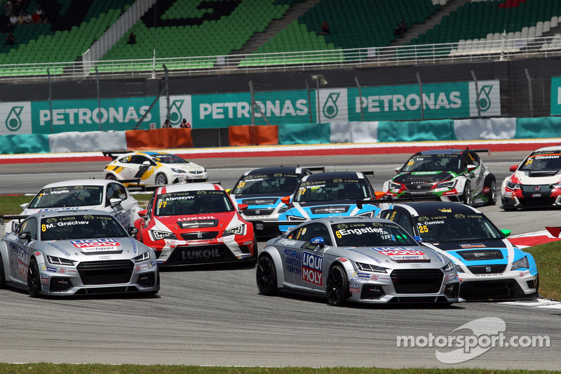 Franz Engstler, Audi TT, Liqui Moly Team Engstler, Stefano Comini, SEAT Leon Racer, Target Competiti