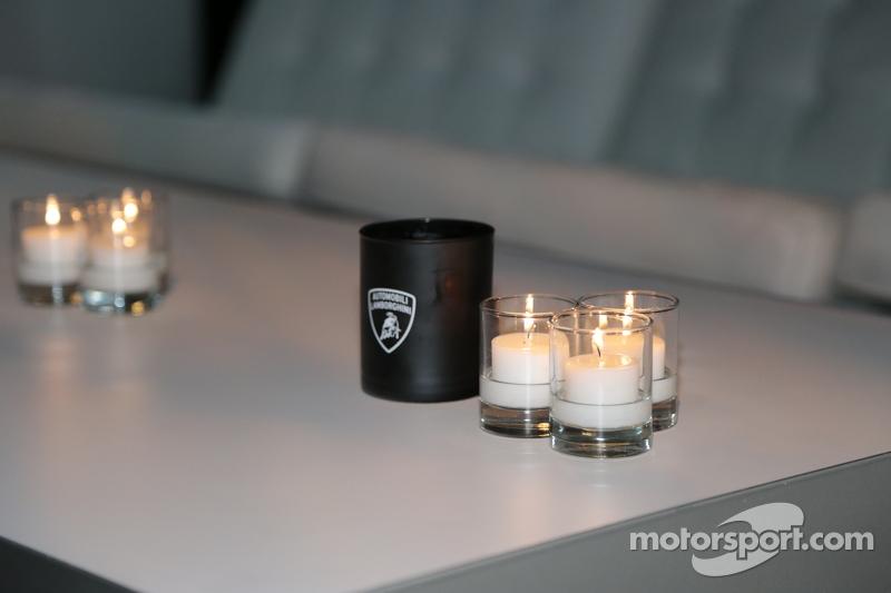 Lamborghini- und Pirelli-Veranstaltung