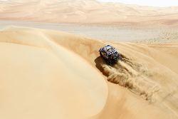 Нассер Аль-Аттия. Ралли-рейд Abu Dhabi Desert Challenge 2015