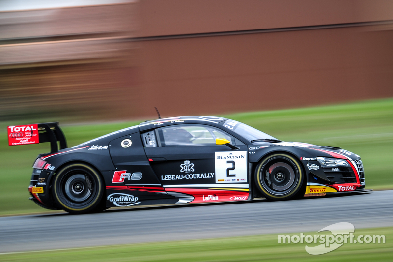 #2 Belgian Audi Club Team WRT, Audi R8 LMS Ultra: Enzo Ide, Christopher Mies