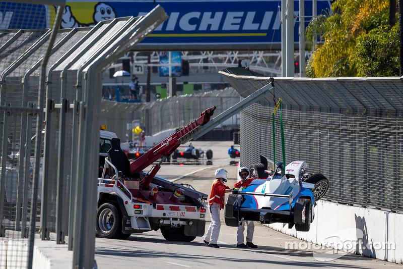 Scott Speed. Andretti Autosport
