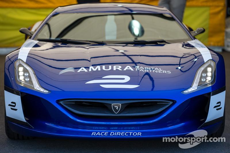 El totalmente eléctrico superdeportivo Rimac Automobili