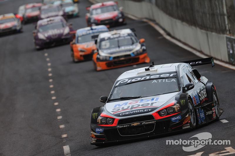 Atila Abreu, AMG Motorsport Chevrolet