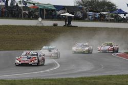 Matias Rossi, Donto Racing Chevrolet, Facundo Ardusso, Trotta Competicion Dodge, Juan Marcos Angelini, UR Racing Dodge, Juan Manuel Silva, Catalan Magni Motorsport Ford