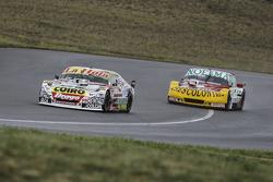 Sergio Alaux, Coiro Dole Racing Chevrolet, Nicolas Bonelli, Bonelli Competicion Ford
