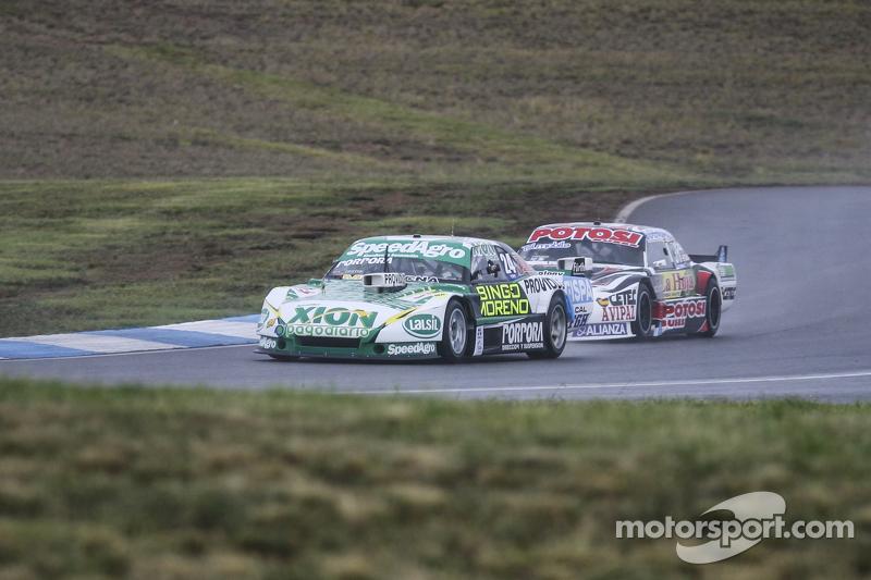 Emiliano Spataro, UR Racing, Dodge, und Martin Serrano, Coiro Dole Racing, Dodge