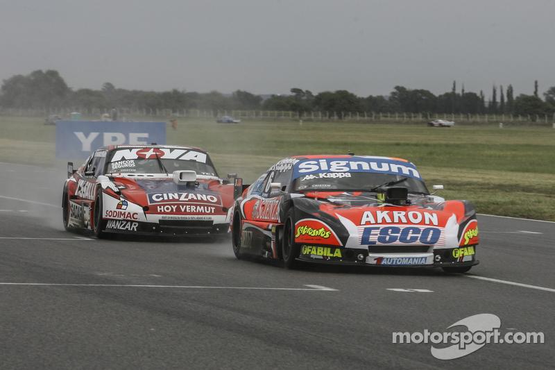 Guillermo Ortelli, JP Racing Chevrolet, Matias Rossi, Donto Racing Chevrolet