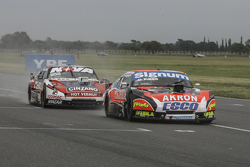 Guillermo Ortelli, JP Racing, Chevrolet, und Matias Rossi, Donto Racing, Chevrolet