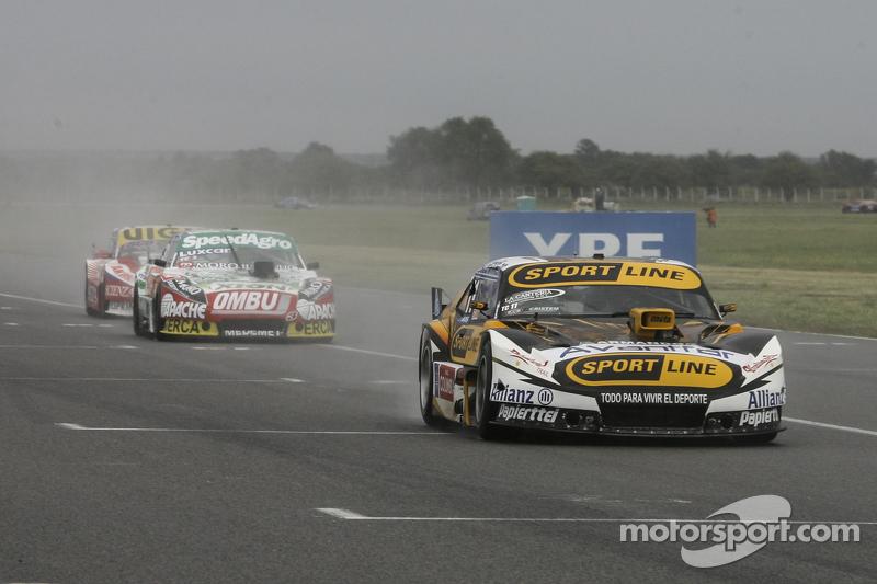 Leonel Pernia, Las Toscas Racing Chevrolet, Facundo Ardusso, Trotta Competicion Dodge, Juan Manuel S