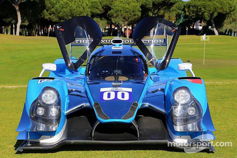 Algarve Pro Racing Team Ligier JS P2