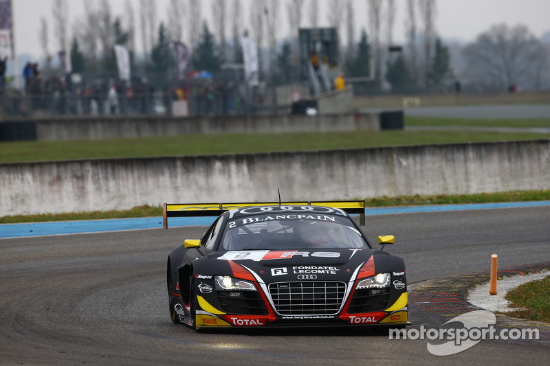 #2 Belgian Audi Club Team WRT, Audi R8 LMS Ultra: Christopher Mies, Enzo Ide