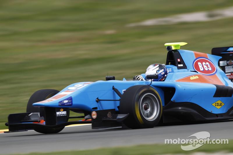 Матео Тушер Jenzer Motorsport