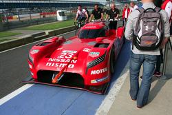 La Nissan LMP1
