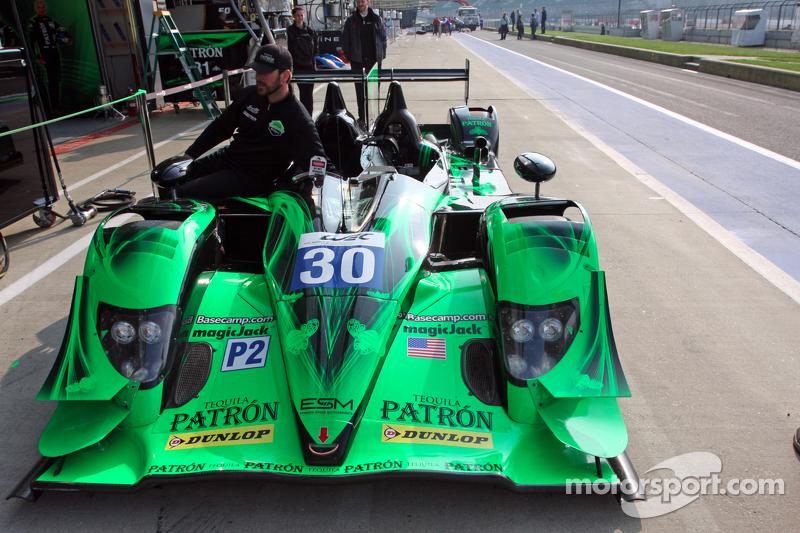#30 Extreme Speed Motorsports HPD ARX 03B - HPD: Scott Sharp, Ryan Dalziel, David Heinemeier Hansson