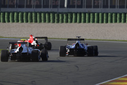 Luca Ghiotto, Trident and Antonio Fuoco, Carlin y Aleksander Bosak, Arden International