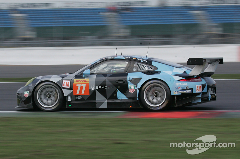 #77 Dempsey Proton Racing Porsche 911 RSR: PatrickDempsey, Patrick Long, Marco Seefried