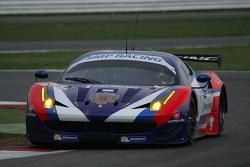 #72 SMP RacingMFerrari F458 Italia: Victor Shaytar, Andrea Bertolini, Alexey Basov